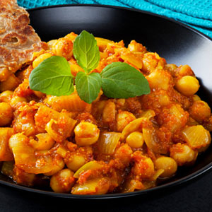 Chickpea Curry (Channa Masala)