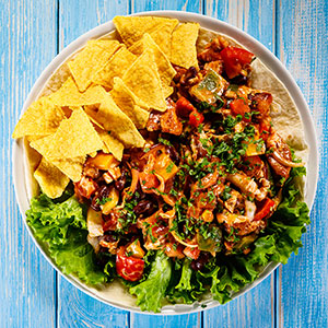 Tex-Mex Chicken Salad