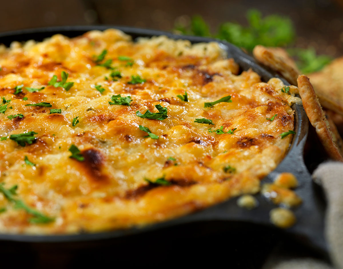Game Day Artichoke Dip